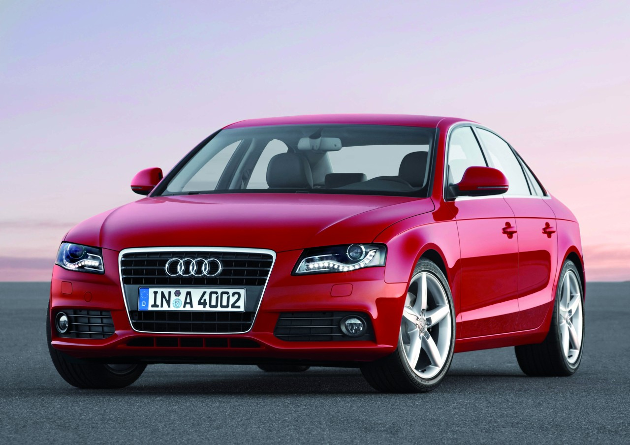 Audi A4 Features, Engine Specification, Mileage, Test Drive Reviews and Look Pictures