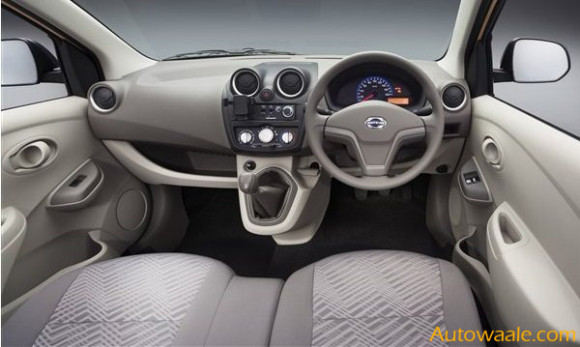 Datsun Go Plus HD Pics