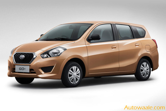 Datsun Go Plus HD Picture