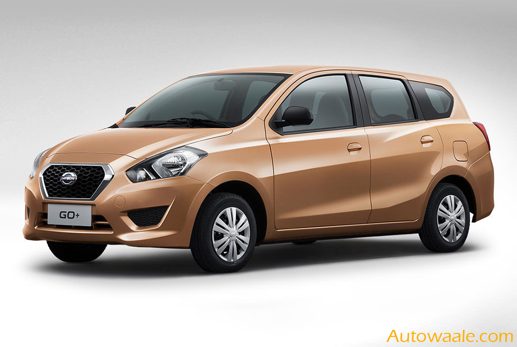 Datsun Go Plus Interior HD Photos & Full Video Review