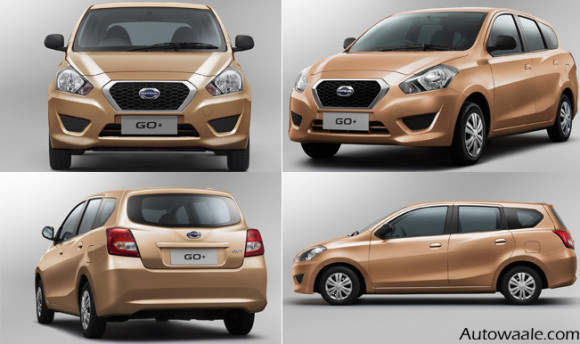 Datsun Go Plus HD Pictures photos