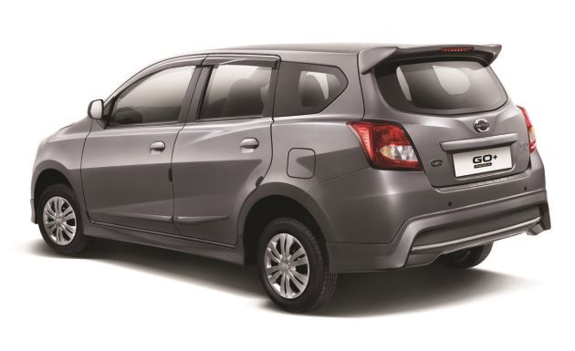 Datsun Go Plus Interior Exterior Photos 2015 Model