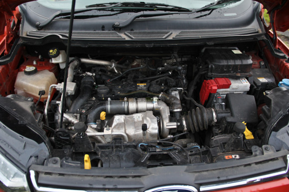 Ford Eco Sport Engine Performance