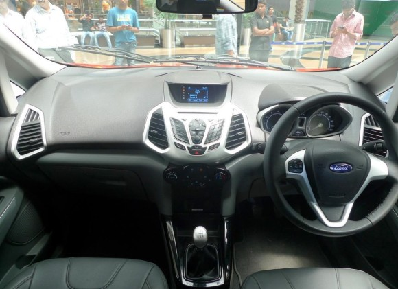 Ford Eco Sport Interior