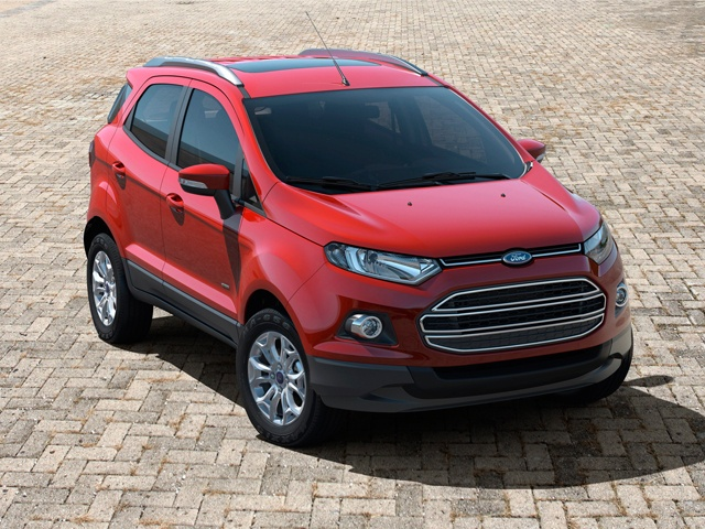 Ford Ecosport Diesel Model Review in Detail