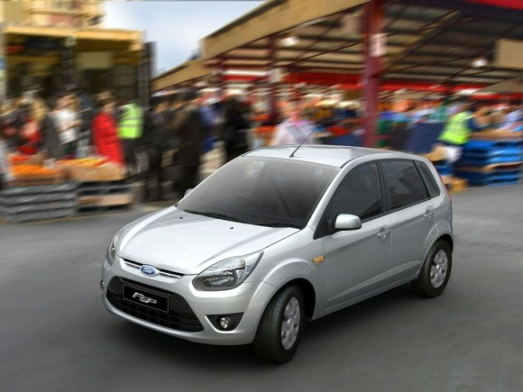 Ford Figo India HD Pic
