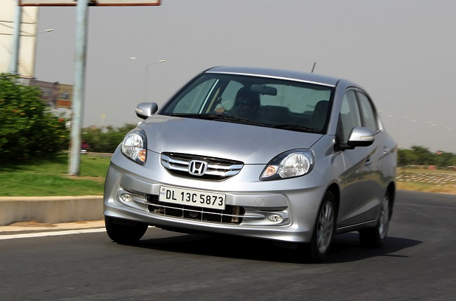 Honda Amaze CNG Variant Launched – CNG Kit Price – 54,315