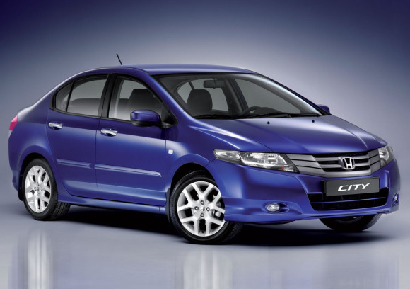 Honda City HD Pic