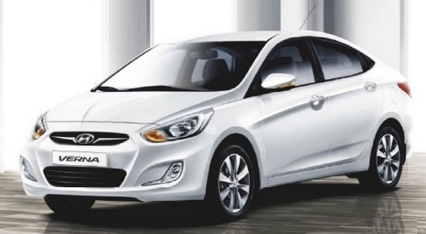 Hyundai Verna Fluidic Diesel Model Review in Detail