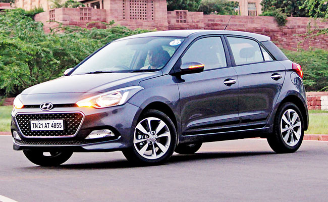 Hyundai i20 Elite Diesel Model Review in Detail