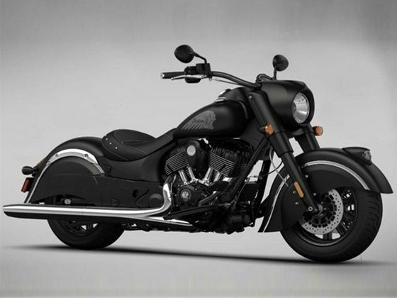 Indian Chief Dark Horse launched in India – Announced