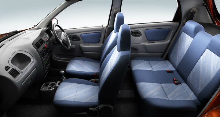 Maruti alto k10 petrol model reviews in detail for Interior decoration of maruti 800