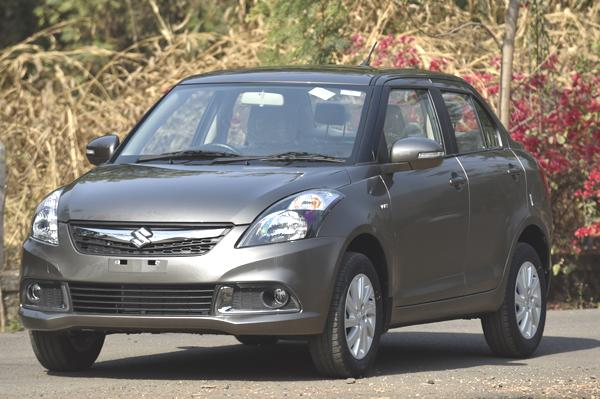 Maruti Dzire 2015 to launch on February 25 – Facelift (Details)