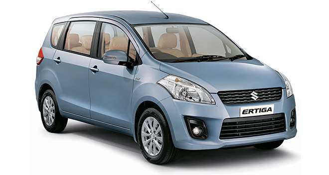 Maruti Suzuki Ertiga Features, Specs, Mileage, Reviews, Pictures