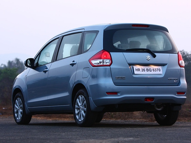 Maruti Suzuki Ertiga Features, Specs, Mileage, Reviews ...