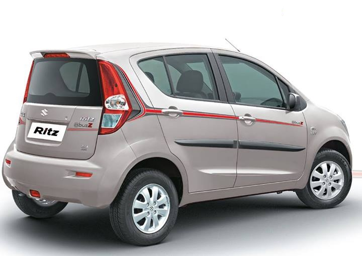Maruti Suzuki New Ritz Facelift 2015 Images | Key Features