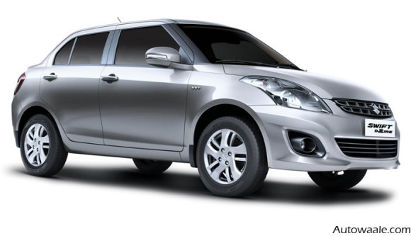 Maruti Suzuki Swift Dzire Facelift
