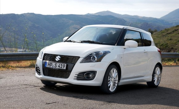 Maruti Suzuki Swift HD pic