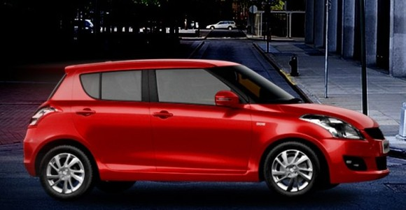 Maruti Swift Exterior