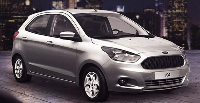 New Ford Figo [2015 Model] To Launch in India in September