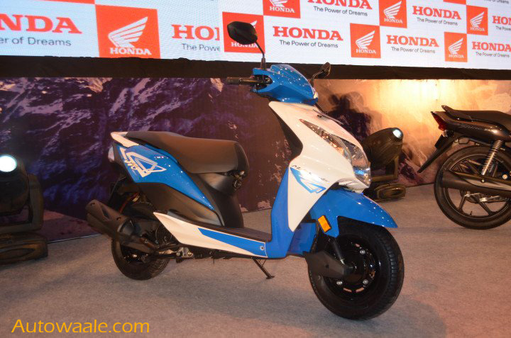 New Honda Dio Scooter [2015 Model] Photos, Price & Features