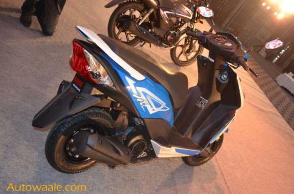 New Honda Dio 2015 scooter