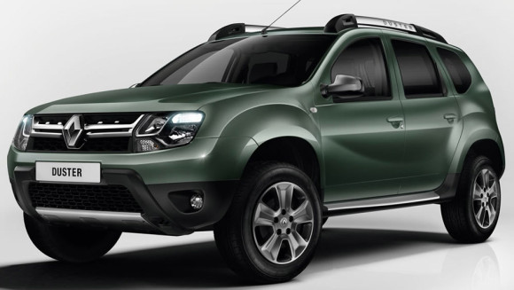 New Renault Duster Model launch Date and pics Detail