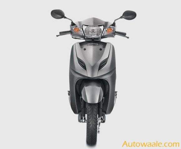 New honda activa 3g 110 cc 2015 model front view HD Photo