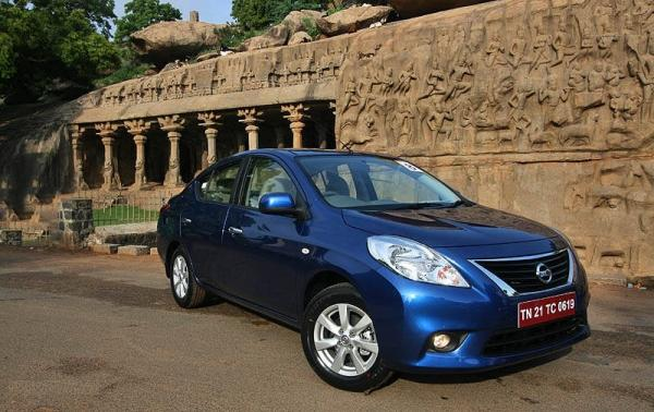 Nissan Sunny Diesel Model Review in Detail