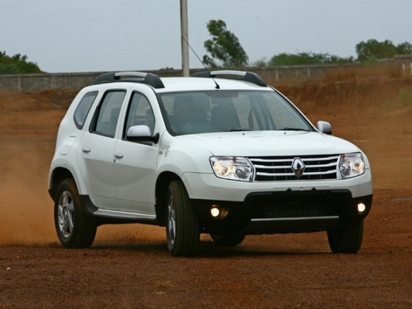 Renault Duster Exterior1