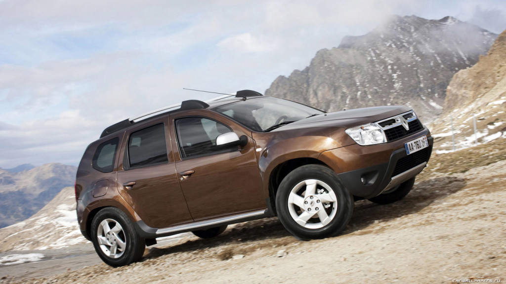 Renault Duster HD pic