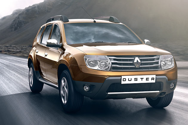 Renault Duster Petrol Model Review In Detail