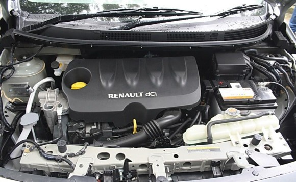 Renault Scala engine