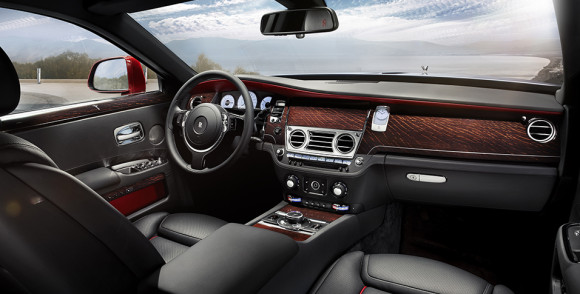 Rolls Royce Ghost Series II Interior