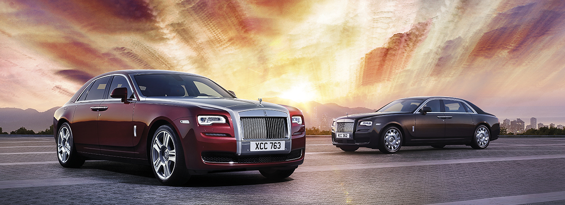 Rolls Royce Ghost Series II launched in Chennai 4.5 crores