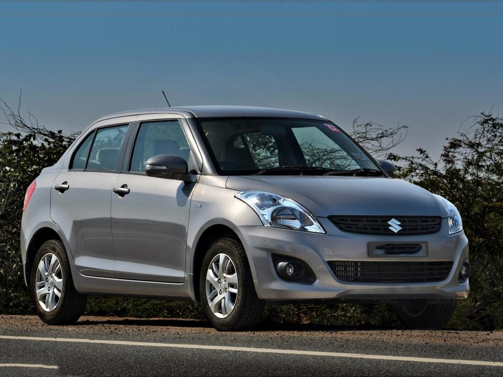 Swift dzire 2015