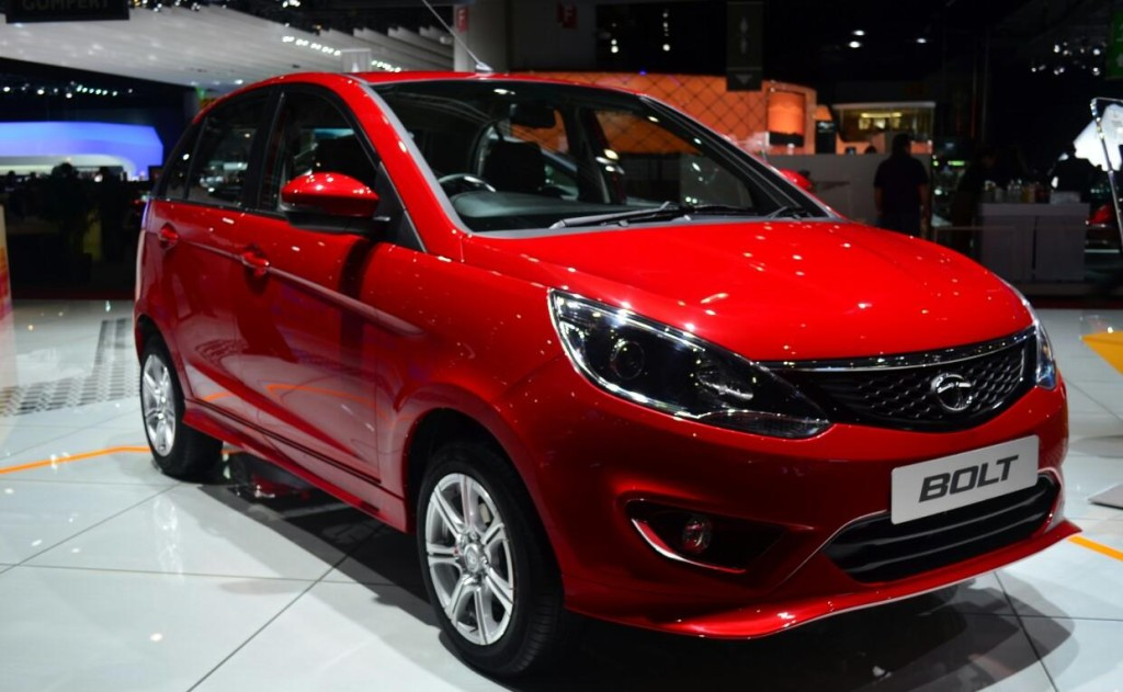 Tata Bolt HD Front Pic