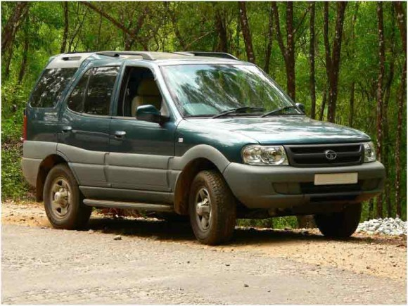 Tata Safari Specification
