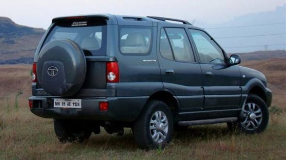 Tata Safari