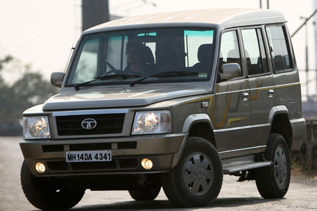 Tata Sumo Gold Diesel Model Review in Detail