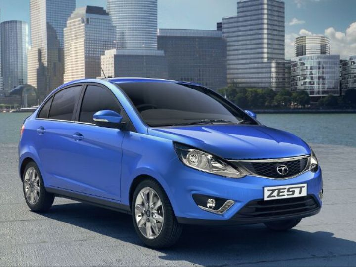 Tata Zest Diesel Model Review in Detail