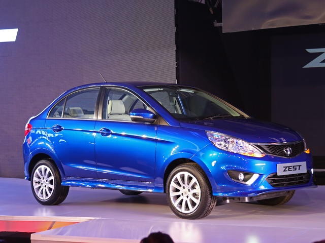 Tata Zest – Features, Engine Specifications, Mileage, Test Drive Review & Look Pictures