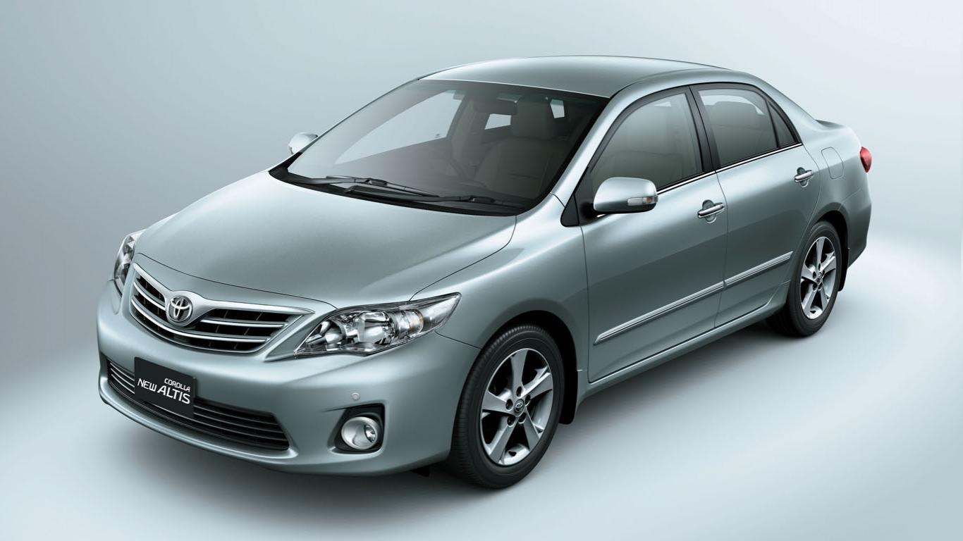 Toyota Corolla Altis Diesel Model Review In Detail