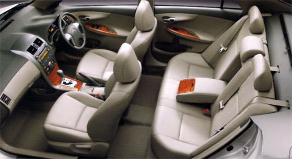 Toyota Corolla Altis Interior HD Photo
