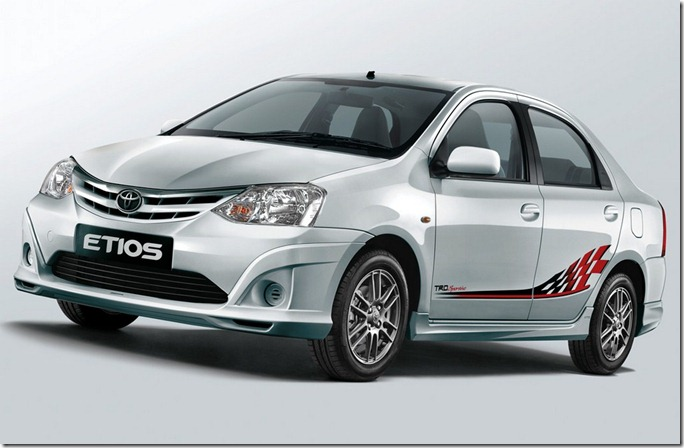 Toyota Etios Diesel Model Review in Detail