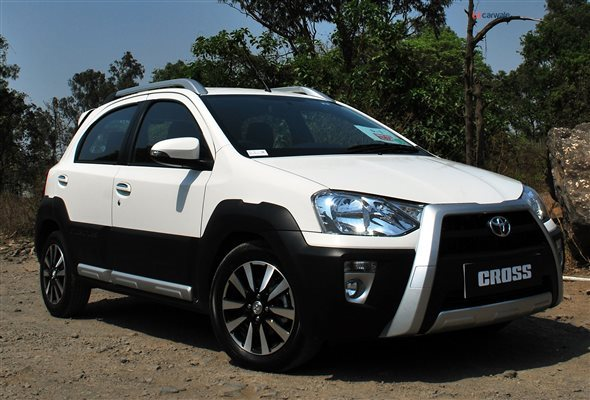 Toyota Etios Cross Features, Engine Specification, Mileage, Test Drive Reviews and Look Pictures