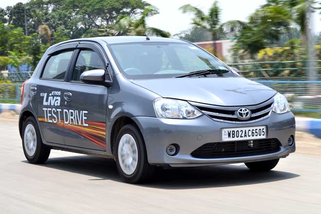 Toyota Etios Liva Diesel Model Review in Detail