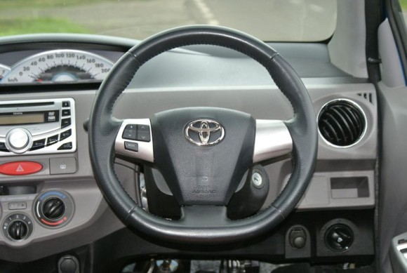 Toyota Etios Liva Picture of Power Steering