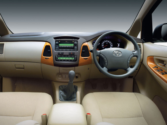 Toyota Innova Pic of Power Steering