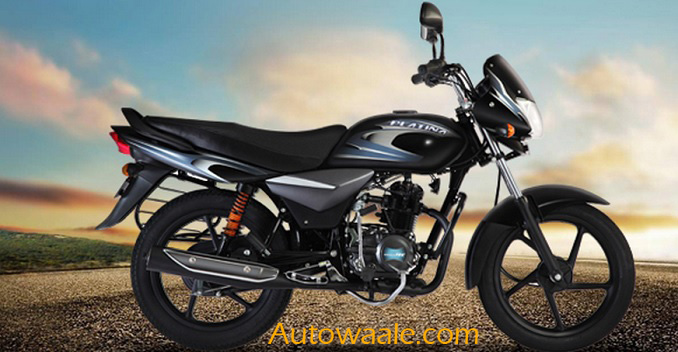 Upcoming Motorcycles 2015 Bajaj Platina 100
